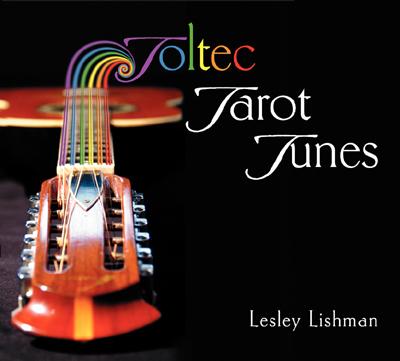 Toltec Tarot Tunes Cover